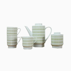 Tea Service Set by Liselotte Kantner for Melitta, 1960s