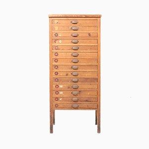Mid-Century Danish Pine Dresser, 1960s