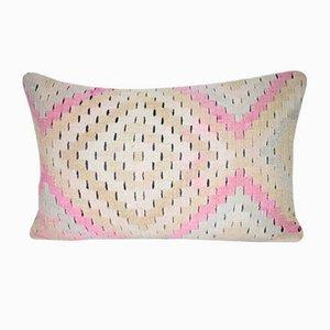 Housse de Coussin Oushak Kilim Lombaire Vintage de Vintage Pillow Store Contemporary