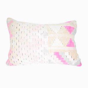 Housse de Coussin Kilim Artisanale de Vintage Pillow Store Contemporary, Turquie