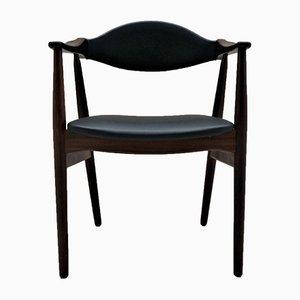 Vintage Scandinavian Teak Armchair