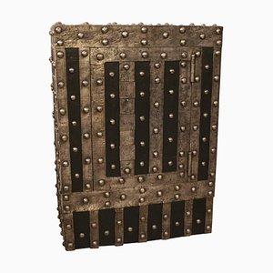 18th Century Italian Wrought Iron Safe