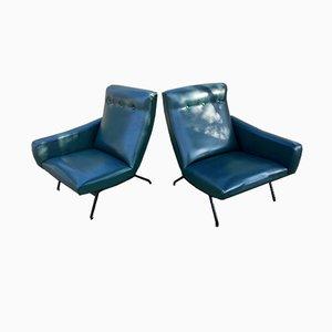 Modulares Sofa von Joseph-André Motte für Steiner, 1950er