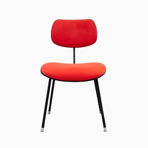Red SE 68 Desk Chair by Egon Eiermann for Wilde+Spieth, 1950s