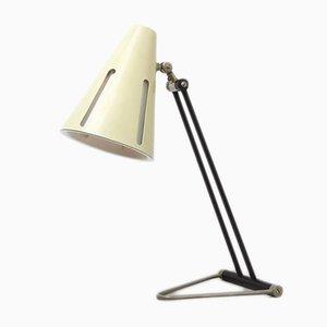 Lámpara de mesa Sun Suries de H. Busquet para Hala, años 50