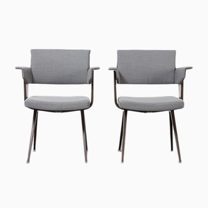 Resort Chairs by Friso Kramer for Ahrend de Cirkel, 1960s, Set of 2