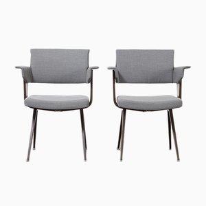 Resort Stühle von Friso Kramer für Ahrend de Cirkel, 1960er, 2er Set