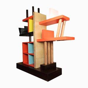 Italian Liana Bookcase by Ettore Sottsass for Meccani Arredamenti, 1993