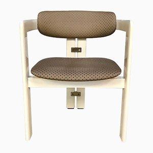 Italienischer Pamplona Stuhl von Augusto Savini für Pozzi, 1960er