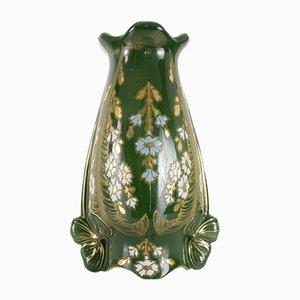 Vase Art Nouveau Vintage en Céramique, 1920s