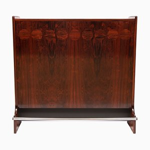 Mid-Century Danish Rosewood Bar by J Skaaning & Son & Brdr. Andersen c.1960.