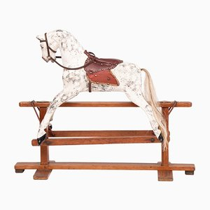 British Rocking Horse from Collinson & Sons, 1960s