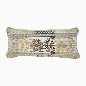 Vintage Oushak Rug Pillow Cover from Vintage Pillow Store Contemporary