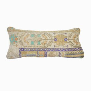 Handmade Lumbar Pillow Cover from Vintage Pillow Store Contemporary