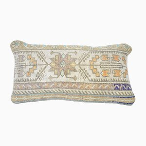 Vintage Turkish Rug Pillow Cover from Vintage Pillow Store Contemporary