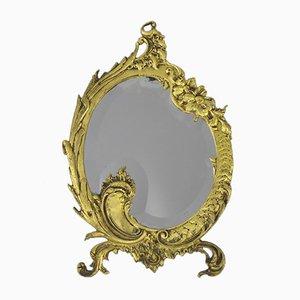 Französischer Vintage Rokoko Spiegel, 1920er