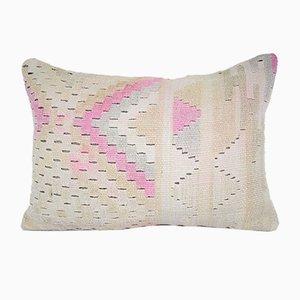 Federa geometrica Kilim di Vintage Pillow Store Contemporary