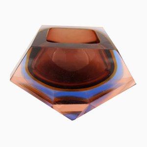 Murano Glass Vide Poche, 1960s