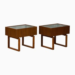 Rosewood Planters by Kai Kristiansen, Set of 2