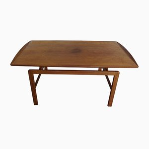 Scandinavian Modern Teak Coffee Table by Waldonen Birgitta for Asko, 1966