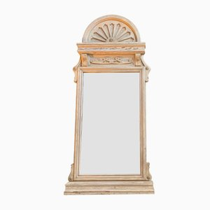 Antique Industrial Mirror, 1900s