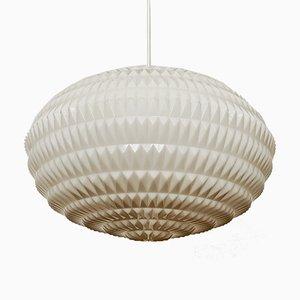 Lampe à Suspension Origami par Aloys Gangkofner pour Erco, Allemagne, 1960s