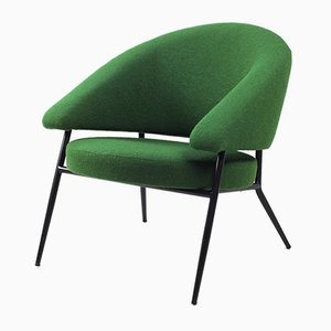 French Mr Cabrol Armchair from Malita, 1950s