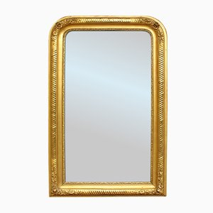 Antique Louis Philippe French Golden Mirror