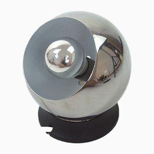Schwedische magnetische Wandlampe von Artilux, 1970er