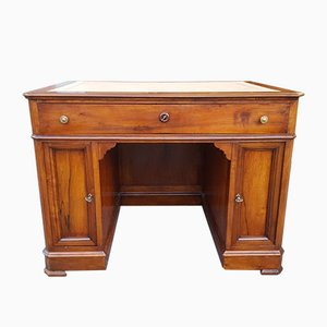 19th-Century Italian Walnut Desk