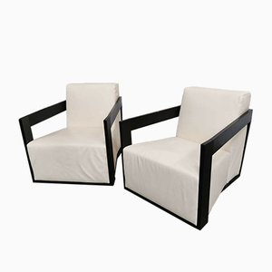 Italian Armchairs from Porada, 2000s, Set of 2