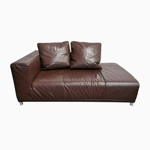 Leather Chaise Longue from Ligne Roset, 2000s