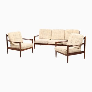 Mid-Century Danish Living Room Set