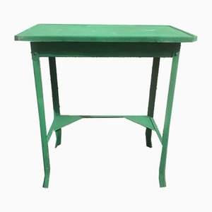 Tavolino Mid-Century in ferro, Francia, anni '40