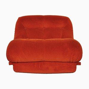 Italienisches Modulares Sofa & Kleiner Tisch von Maturi für Mimo, 1970er