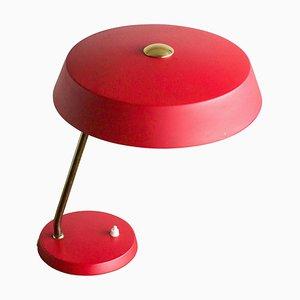 Lámpara de mesa Mid-Century de Louis Kalff para Philips, años 50
