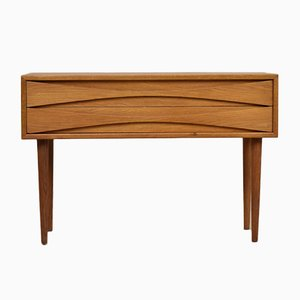 Danish Oak Chest of Drawers by Niels Clausen for NC Møbler, 1960s
