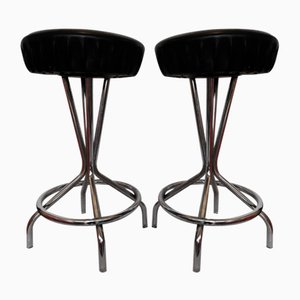 Vintage Bar Stool from Brabantia