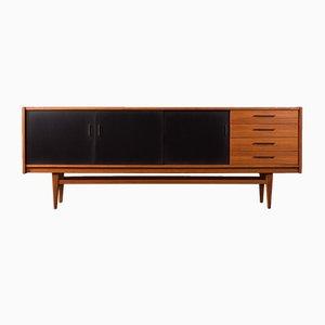 Skandinavisches modernes deutsches Sideboard aus Teak & Resopal, 1960er