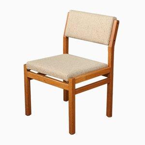 Chaise d'Appoint en Chêne par Cees Braakman pour Pastoe, 1960s