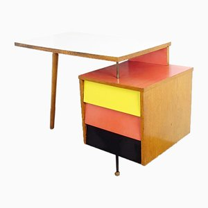 Mid-Century Wooden Desk, 1960s