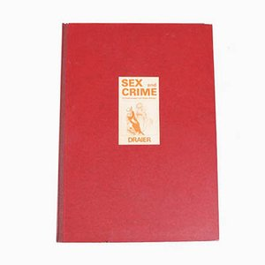 Vintage Sex and Crime Lithographs by Klaus Bottger, Set of 10