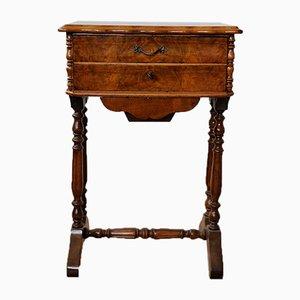 Table Basse Antique en Noyer, France