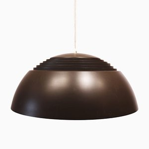 Danish AJ Royal 500 Pendant Lamp by Arne Jacobsen for Louis Poulsen, 1960s