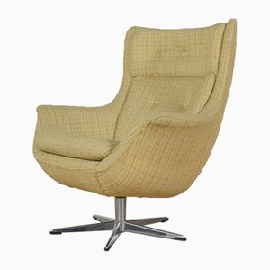 Vintage German Swivel Lounge Chair, 1970s