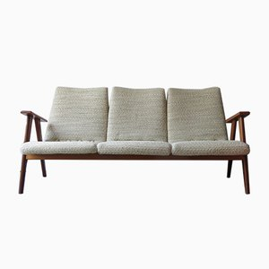 Vintage Dutch 3-Seater Sofa