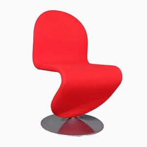 Vintage 1-2-3 System Chair by Verner Panton