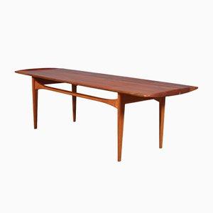 Table Basse Vintage par Tove & Edvard Kindt Larsen