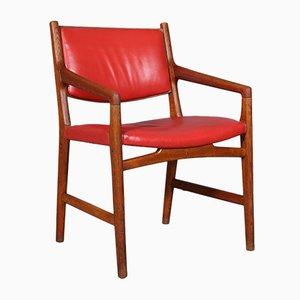 Vintage Armlehnstuhl von Hans J. Wegner für Magasin Du Nord