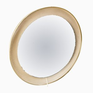 Illuminated Mirror by Mathieu Matégot for Artimeta, 1950s